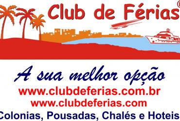 CLUBE DE FÉRIAS
